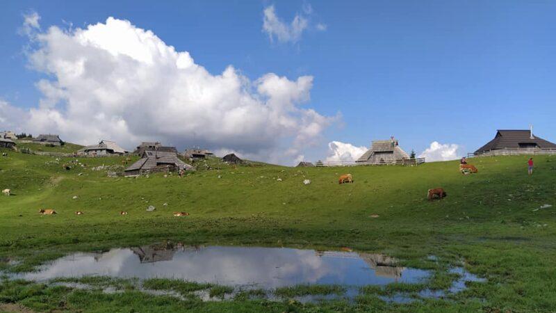 VELIKA PLANINA : Il villaggio di pastori più alto d'Europa